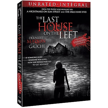 The Last House on the Left (DVD)