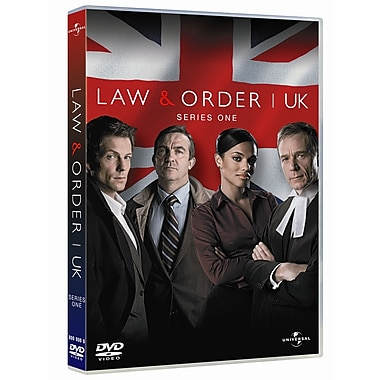 Law & Order UK: Season 1 (DVD)
