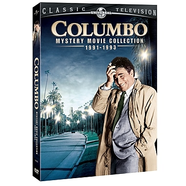 Columbo: Mystery Movie Collection 1991-1993 (DVD)