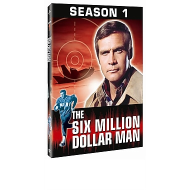 Six Million Dollar Man: Season 1 (DVD)