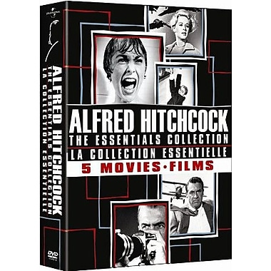Alfred Hitchcock: The Essentials Collection (DVD)