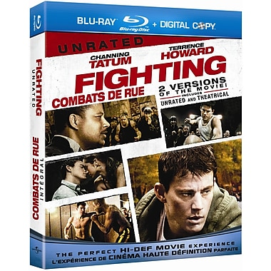 Fighting: Unrated (Blu-Ray)