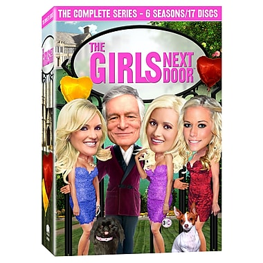 The Girls Next Door: Complete Collection (DVD)