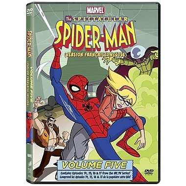The Spectacular Spider-Man: Volume 5 (DVD)