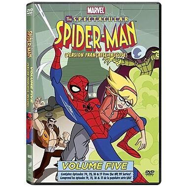 The Spectacular Spider-Man: Volume 5 (DVD)
