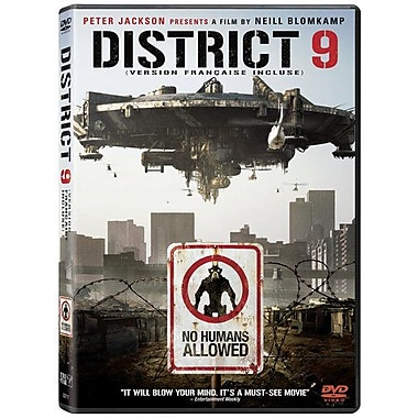 District 9 (DVD) 2009