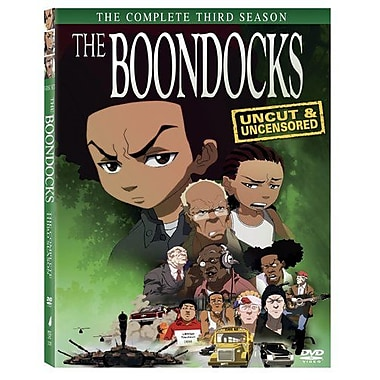 The Boondocks: The Complete Third Season (DVD)