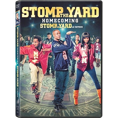Stomp the Yard: The Homecoming (Blu-Ray + DVD)