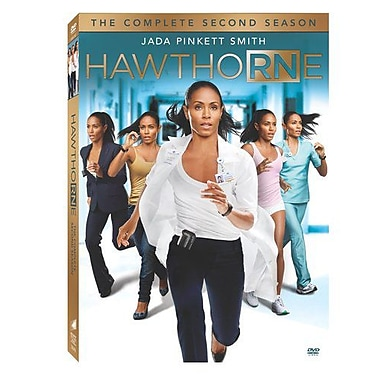 Hawthorne: The Complete Second Season (DVD)