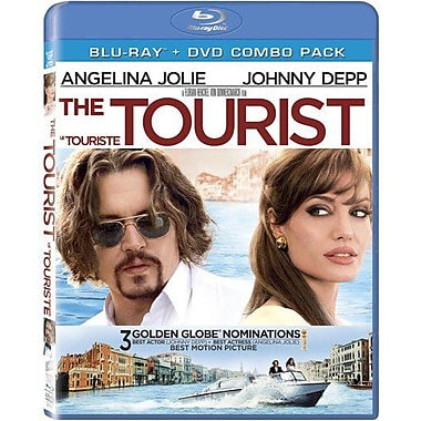 The Tourist (Blu-Ray)