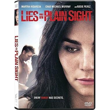 Lies in Plain Sight (DVD)