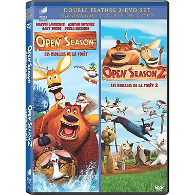 Open Season, Open Season 2 (DVD)
