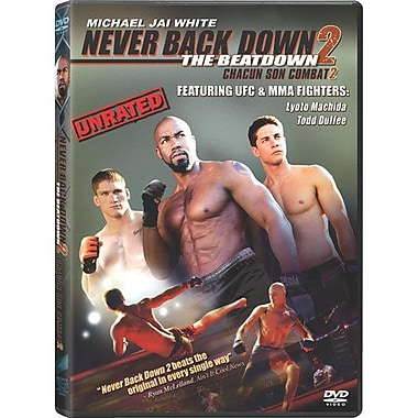 Never Back Down2/The Beatdown (DVD)