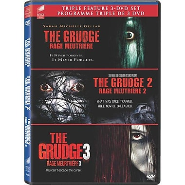 The Grudge/The Grudge 2/The Grudge 3 (DVD)