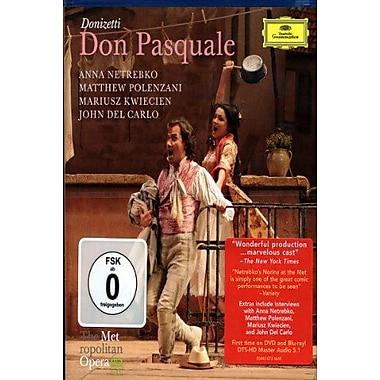 Donizetti;Gaetano Don Pasquale (Blu-Ray)