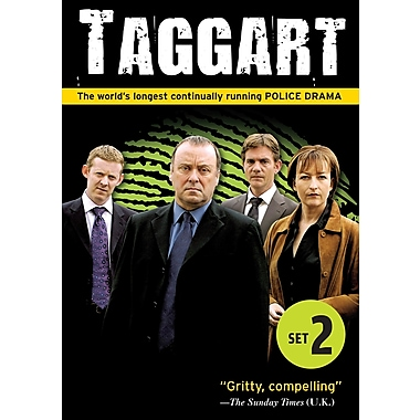 Taggart: Set 2 (DVD)