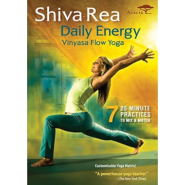 Shiva Rea: Daily Energy Flow (Acacia) (DVD)