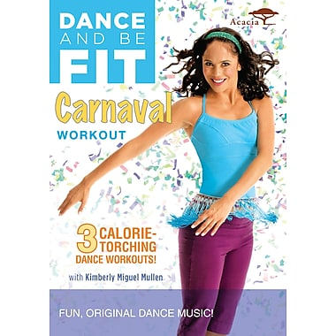 Dance and Be Fit: Carnaval Workout (Acacia) (DVD)