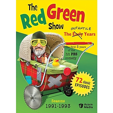 The Red Green Show: The Infantile Years 1991-1993 (DVD)