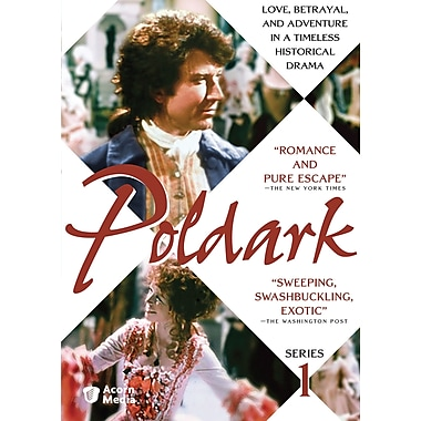 Poldark: Series 1 (DVD)