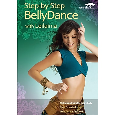 Step-by-Step Belly Dance (Acacia) (DVD)