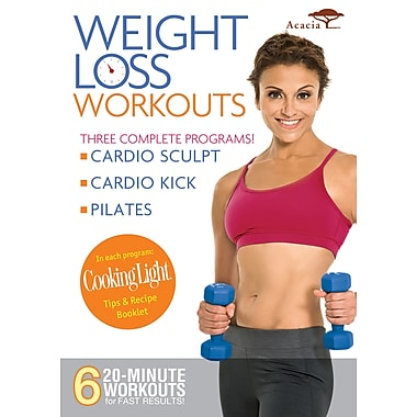 Weight Loss Workouts (Acacia) (DVD)