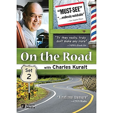 On the Road with Charles Kuralt: Set2 (DVD)