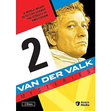 Van der Valk Mysteries: Set2 (DVD)