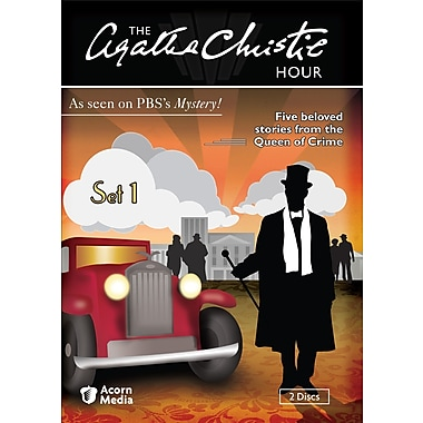 The Agatha Christie Hour: Set 1 (DVD)