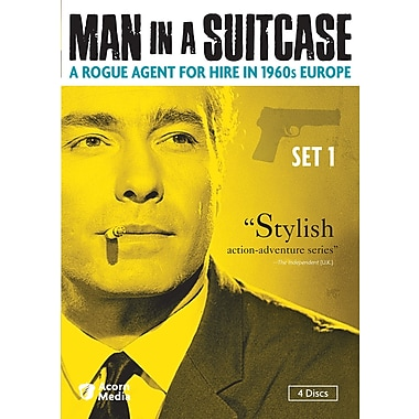 Man in a Suitcase: Set 1 (DVD)