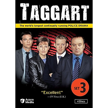 Taggart: Set 3 (DVD)