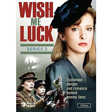 Wish Me Luck: Series 2 (DVD)