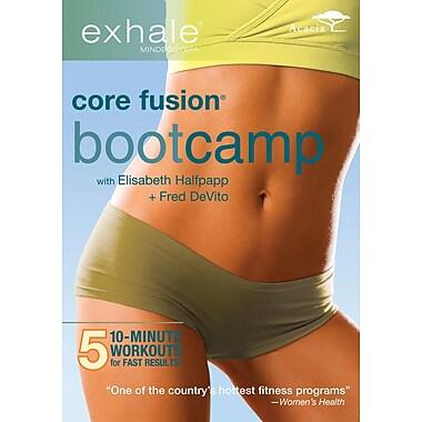 Exhale - Core Fusion Bootcamp (Acacia) (DVD)