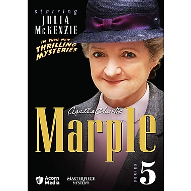 Agatha Christie's Marple: Series 5 (DVD)
