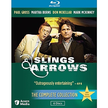 Slings & Arrows: The Complete Collection (Blu-Ray)