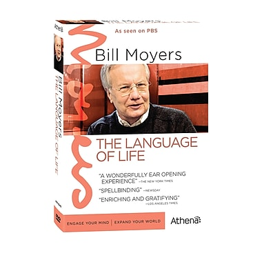 Bill Moyers: The Language of Life (DVD)
