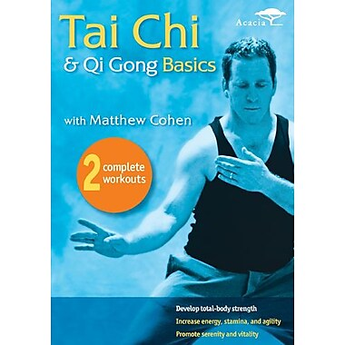 Tai Chi & Qi Gong Basics:2 Complete Workouts (Acacia) (DVD)