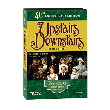 Upstairs, Downstairs: Series 3 (DVD)