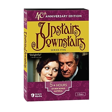 Upstairs, Downstairs: Series 5 (DVD)