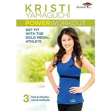 Kristi Yamaguchi: Power Workout (Acacia) (DVD)