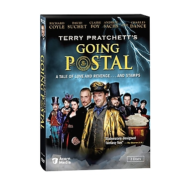 Terry Pratchett's Going Postal (DVD)