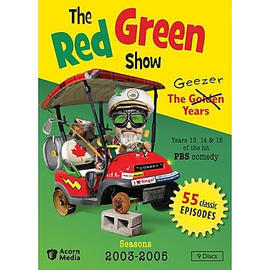 The Red Green Show: The Geezer Years (DVD)