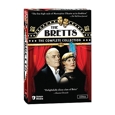 The Bretts: The Complete Collection (DVD)