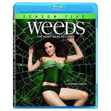 Weeds: Season 5 (Blu-Ray)