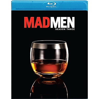 Mad Men Season 3 (Blu-Ray)