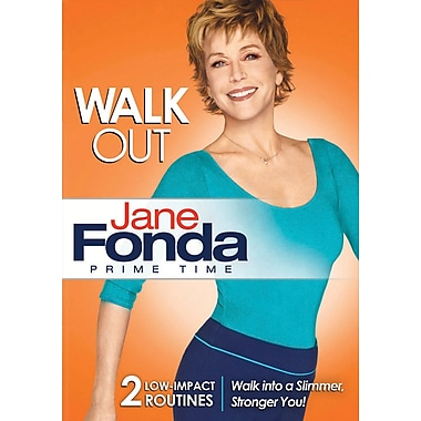 Jane Fonda Prime Time Walkout (DVD)