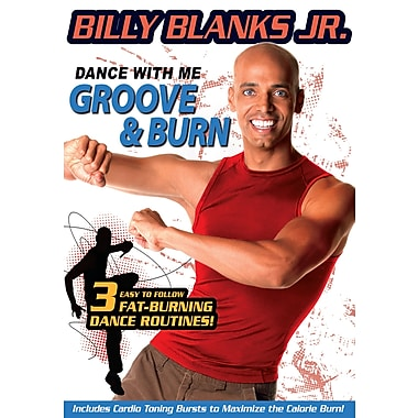 Billy Blanks Jr.: Dance With Me: Groove and Burn (DVD)