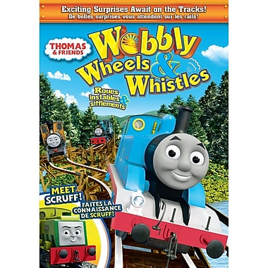 Thomas & Friends: Wobbly Wheels and Whistles (DVD)