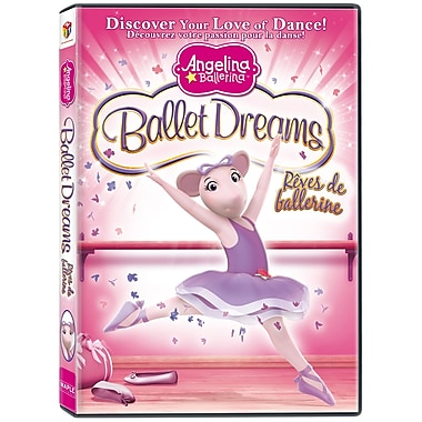 Angeli Balleri: Ballet Dreams (DVD)
