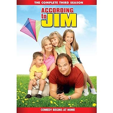 According To Jim Season 3 (DVD)